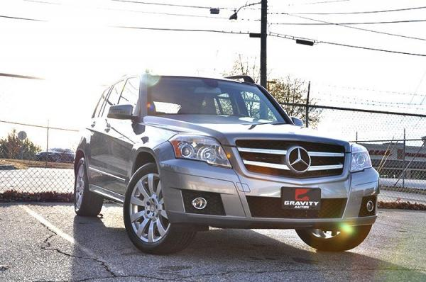 Used 2012 Mercedes-Benz GLK-Class GLK350 for sale Sold at Gravity Autos in Roswell GA 30076 2