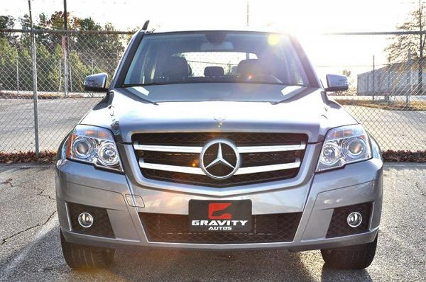 Used 2012 Mercedes-Benz GLK-Class GLK350 for sale Sold at Gravity Autos in Roswell GA 30076 3