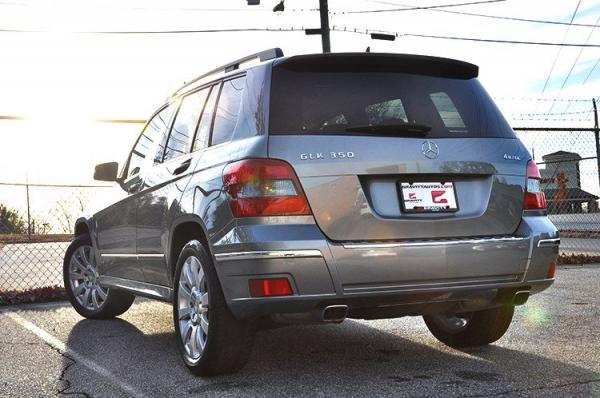 Used 2012 Mercedes-Benz GLK-Class GLK350 for sale Sold at Gravity Autos in Roswell GA 30076 4