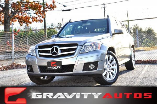 Used 2012 Mercedes-Benz GLK-Class GLK350 for sale Sold at Gravity Autos in Roswell GA 30076 1