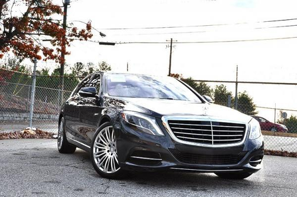 Used 2015 Mercedes-Benz S-Class S550 for sale Sold at Gravity Autos in Roswell GA 30076 2