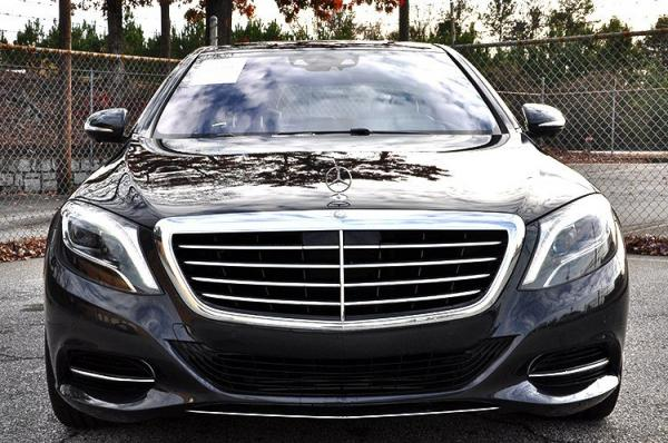 Used 2015 Mercedes-Benz S-Class S550 for sale Sold at Gravity Autos in Roswell GA 30076 3