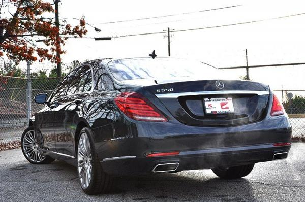 Used 2015 Mercedes-Benz S-Class S550 for sale Sold at Gravity Autos in Roswell GA 30076 4