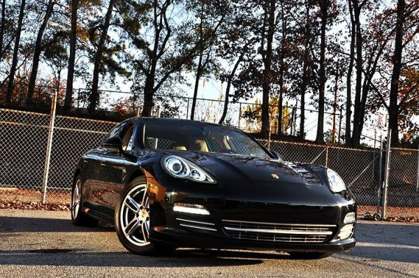 Used 2013 Porsche Panamera Platinum Edition for sale Sold at Gravity Autos in Roswell GA 30076 2