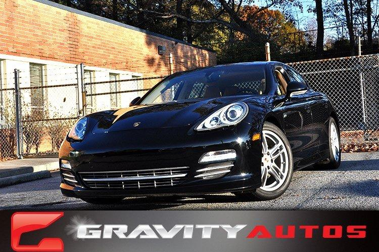 Used 2013 Porsche Panamera Platinum Edition for sale Sold at Gravity Autos in Roswell GA 30076 1