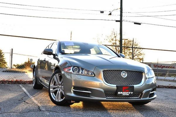 Used 2011 Jaguar XJ XJL for sale Sold at Gravity Autos in Roswell GA 30076 2