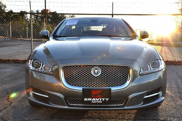 Used 2011 Jaguar XJ XJL for sale Sold at Gravity Autos in Roswell GA 30076 3