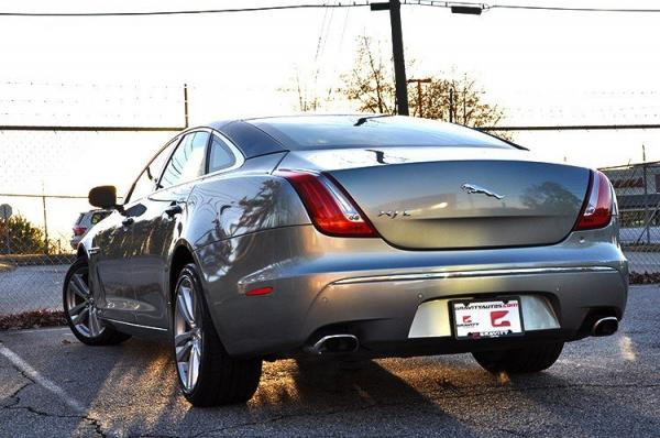 Used 2011 Jaguar XJ XJL for sale Sold at Gravity Autos in Roswell GA 30076 4