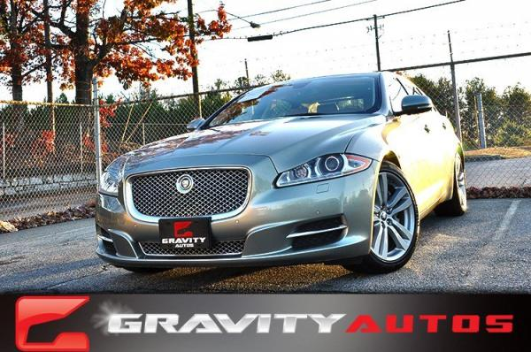 Used 2011 Jaguar XJ XJL for sale Sold at Gravity Autos in Roswell GA 30076 1
