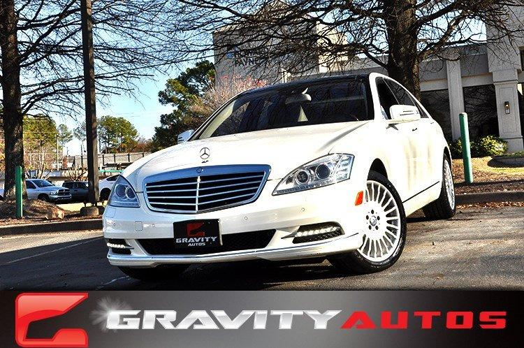 Used 2011 Mercedes-Benz S-Class S550 for sale Sold at Gravity Autos in Roswell GA 30076 1
