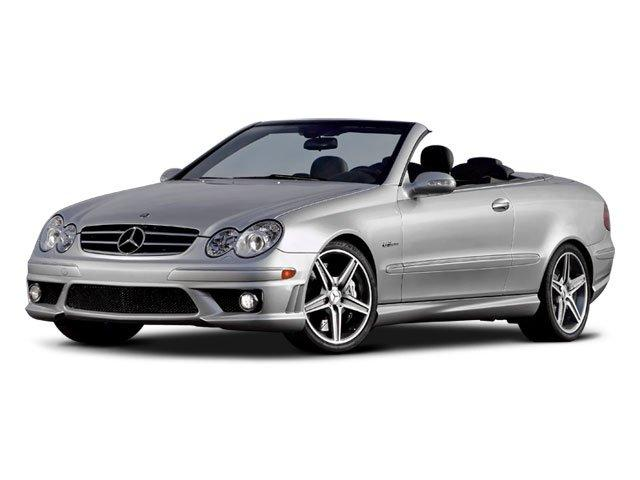 Used 2008 Mercedes-Benz CLK-Class 5.5L for sale Sold at Gravity Autos in Roswell GA 30076 1