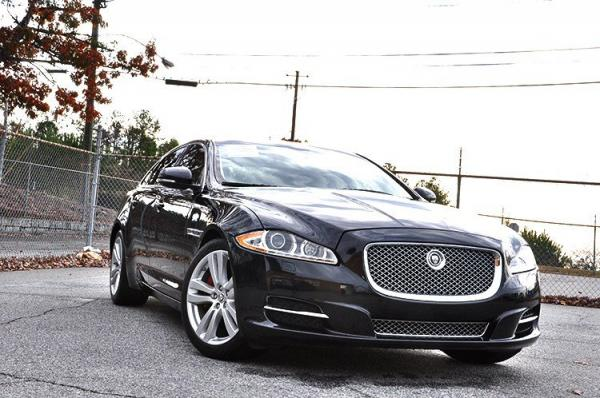 Used 2012 Jaguar XJ XJL for sale Sold at Gravity Autos in Roswell GA 30076 2