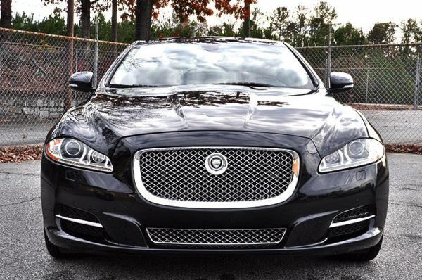 Used 2012 Jaguar XJ XJL for sale Sold at Gravity Autos in Roswell GA 30076 3