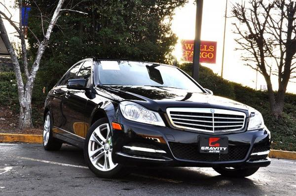 Used 2012 Mercedes-Benz C-Class C-Class C300 Sport for sale Sold at Gravity Autos in Roswell GA 30076 2