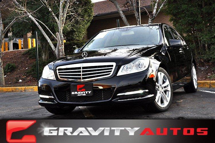 Used 2012 Mercedes-Benz C-Class C-Class C300 Sport for sale Sold at Gravity Autos in Roswell GA 30076 1