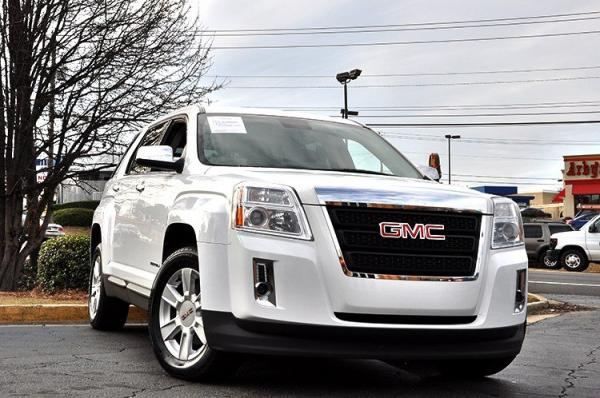 Used 2012 GMC Terrain SLE-1 for sale Sold at Gravity Autos in Roswell GA 30076 2