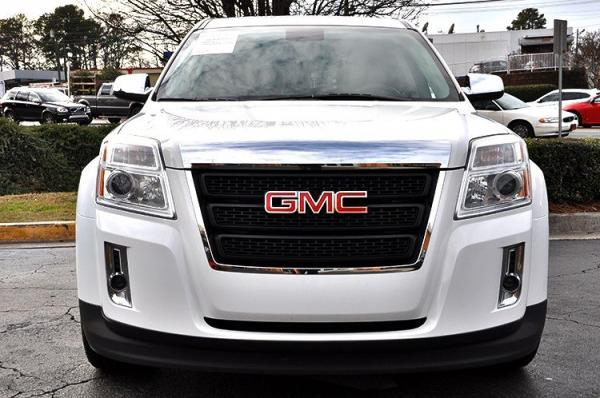 Used 2012 GMC Terrain SLE-1 for sale Sold at Gravity Autos in Roswell GA 30076 3
