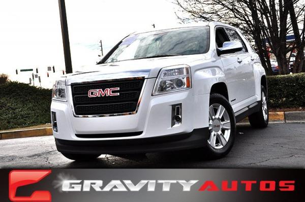 Used 2012 GMC Terrain SLE-1 for sale Sold at Gravity Autos in Roswell GA 30076 1