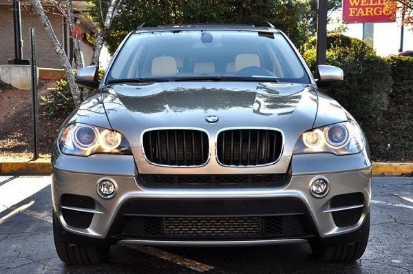 Used 2011 BMW X5 35i Premium for sale Sold at Gravity Autos in Roswell GA 30076 3