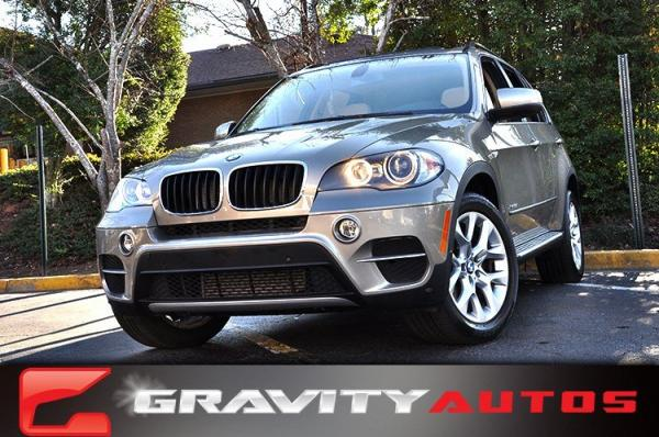Used 2011 BMW X5 35i Premium for sale Sold at Gravity Autos in Roswell GA 30076 1