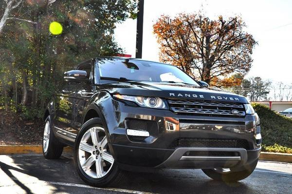 Used 2013 Land Rover Range Rover Evoque Pure Plus for sale Sold at Gravity Autos in Roswell GA 30076 2