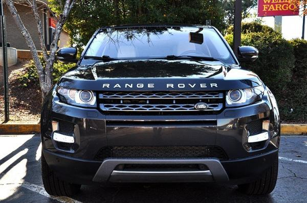 Used 2013 Land Rover Range Rover Evoque Pure Plus for sale Sold at Gravity Autos in Roswell GA 30076 3
