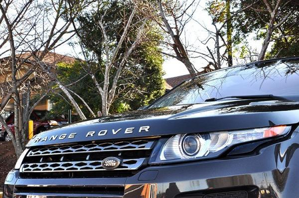 Used 2013 Land Rover Range Rover Evoque Pure Plus for sale Sold at Gravity Autos in Roswell GA 30076 4