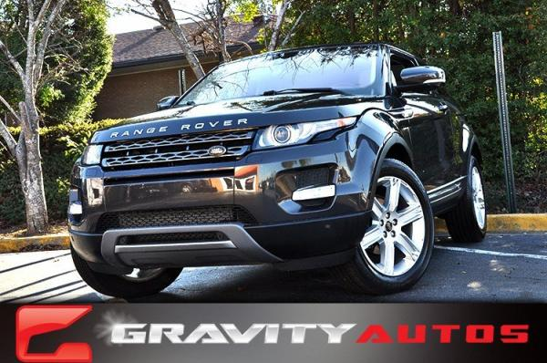 Used 2013 Land Rover Range Rover Evoque Pure Plus for sale Sold at Gravity Autos in Roswell GA 30076 1
