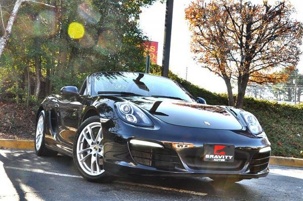 Used 2013 Porsche Boxster for sale Sold at Gravity Autos in Roswell GA 30076 2