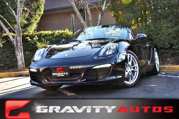 Used 2013 Porsche Boxster for sale Sold at Gravity Autos in Roswell GA 30076 1