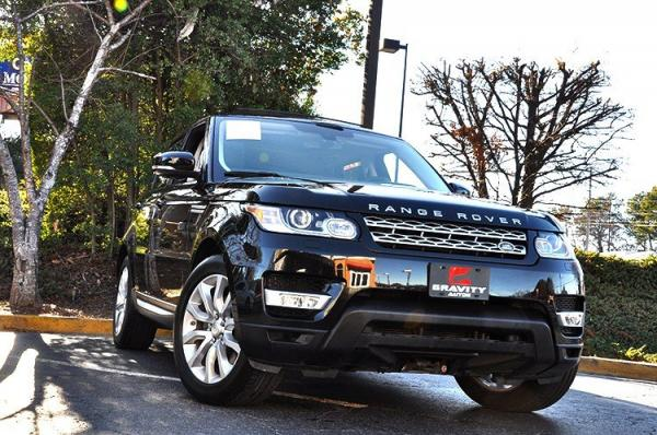Used 2014 Land Rover Range Rover Sport HSE for sale Sold at Gravity Autos in Roswell GA 30076 2