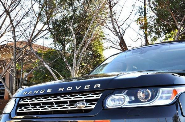 Used 2014 Land Rover Range Rover Sport HSE for sale Sold at Gravity Autos in Roswell GA 30076 4