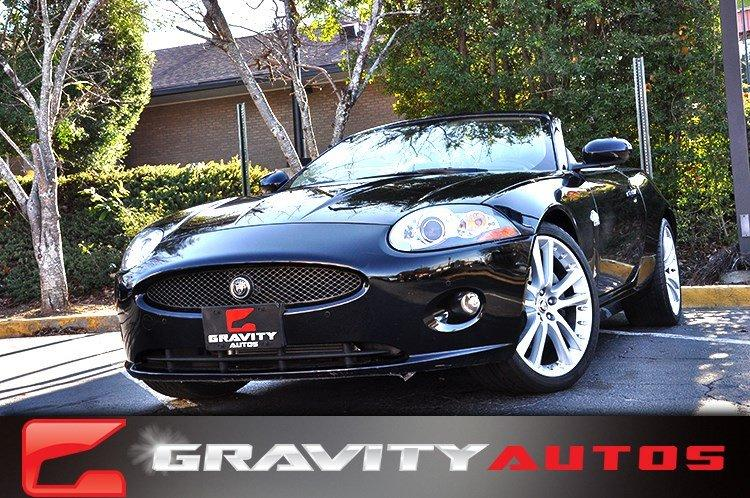 Used 2009 Jaguar XK Series for sale Sold at Gravity Autos in Roswell GA 30076 1