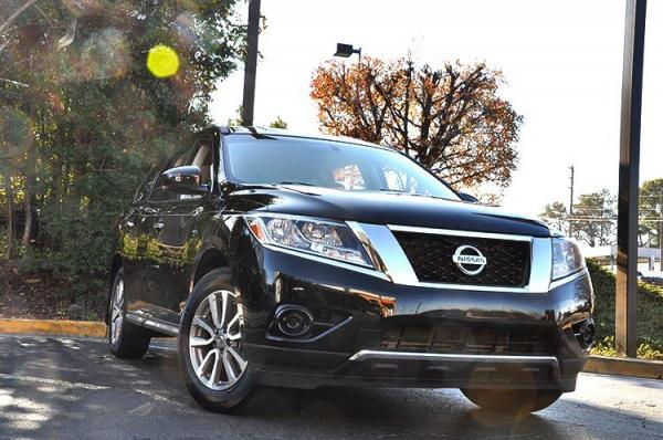 Used 2015 Nissan Pathfinder S for sale Sold at Gravity Autos in Roswell GA 30076 2
