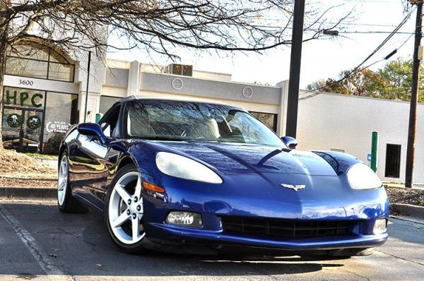Used 2006 Chevrolet Corvette for sale Sold at Gravity Autos in Roswell GA 30076 2