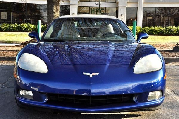 Used 2006 Chevrolet Corvette for sale Sold at Gravity Autos in Roswell GA 30076 3