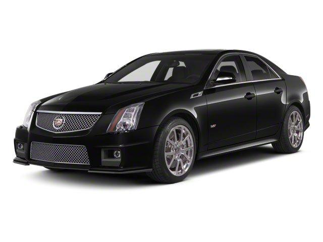 Used 2011 Cadillac CTS-V Sedan for sale Sold at Gravity Autos in Roswell GA 30076 1