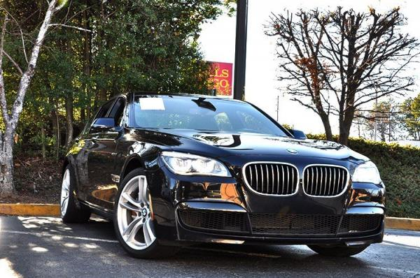 Used 2014 BMW 7 Series 750i for sale Sold at Gravity Autos in Roswell GA 30076 2