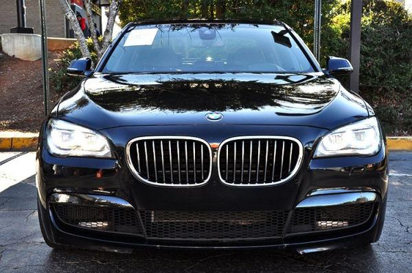 Used 2014 BMW 7 Series 750i for sale Sold at Gravity Autos in Roswell GA 30076 3