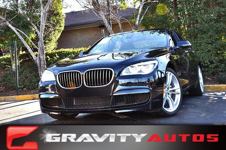 Used 2014 BMW 7 Series 750i for sale Sold at Gravity Autos in Roswell GA 30076 1