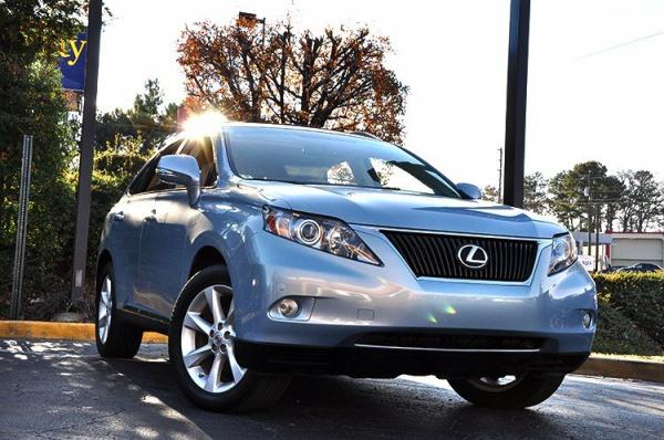 Used 2010 Lexus RX 350 for sale Sold at Gravity Autos in Roswell GA 30076 2