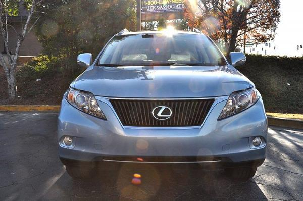 Used 2010 Lexus RX 350 for sale Sold at Gravity Autos in Roswell GA 30076 3