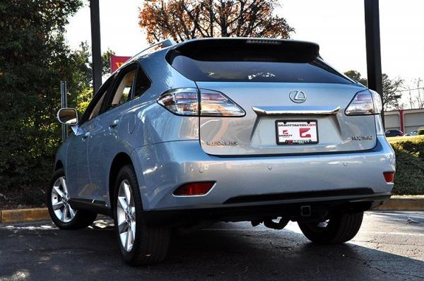 Used 2010 Lexus RX 350 for sale Sold at Gravity Autos in Roswell GA 30076 4