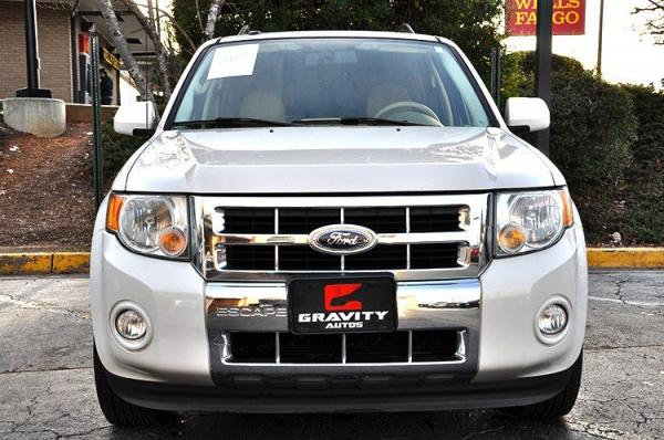 Used 2011 Ford Escape Limited for sale Sold at Gravity Autos in Roswell GA 30076 3