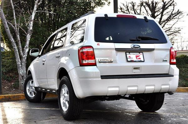 Used 2011 Ford Escape Limited for sale Sold at Gravity Autos in Roswell GA 30076 4