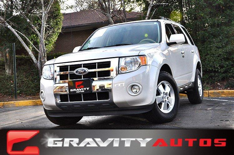 Used 2011 Ford Escape Limited for sale Sold at Gravity Autos in Roswell GA 30076 1