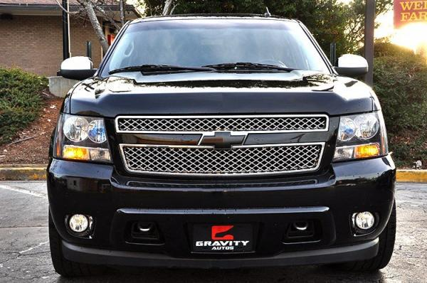 Used 2011 Chevrolet Suburban LTZ for sale Sold at Gravity Autos in Roswell GA 30076 3