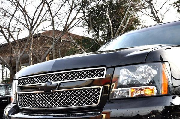 Used 2011 Chevrolet Suburban LTZ for sale Sold at Gravity Autos in Roswell GA 30076 4