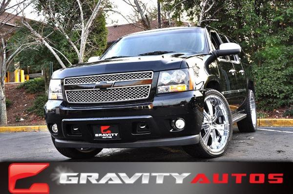 Used 2011 Chevrolet Suburban LTZ for sale Sold at Gravity Autos in Roswell GA 30076 1