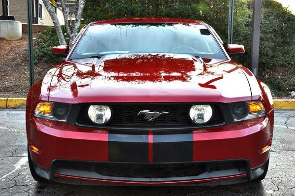 Used 2011 Ford Mustang GT Premium for sale Sold at Gravity Autos in Roswell GA 30076 3